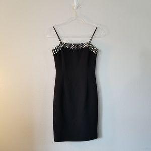 Chetta B Evening Classic Black Dress 2